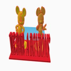 bar a bonbon.png Télécharger fichier STL gratuit le bar a bonbon disney • Modèle pour imprimante 3D, chlolo62