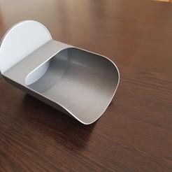 Télécharger fichier 3D gratuit Cuillère à grains, Kraai147