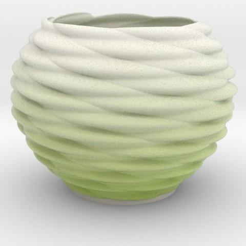 STL Vase Pn1633, iagoroddop