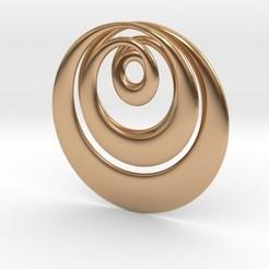 Descargar modelo 3D Curves Pendant, iagoroddop