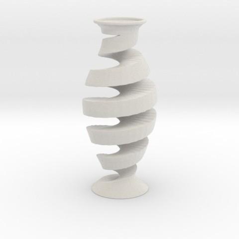 Descargar modelos 3D Spiral Vase, iagoroddop