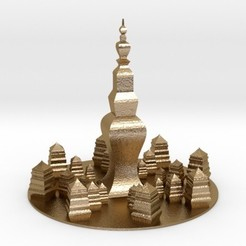 Download 3D model Pagoda, iagoroddop