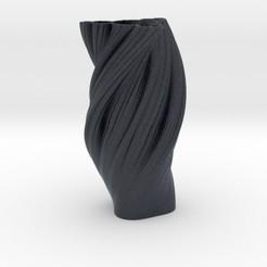 Descargar modelos 3D para imprimir Saturday Fractal Vase 803, iagoroddop