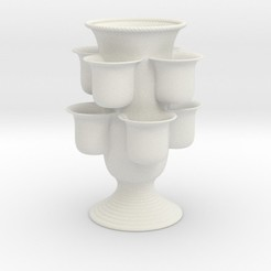 vgv.jpg Download STL file Vertical Garden Vase • 3D printing model, iagoroddop