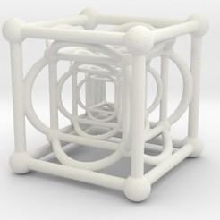 3D print model Nested Cubes, iagoroddop