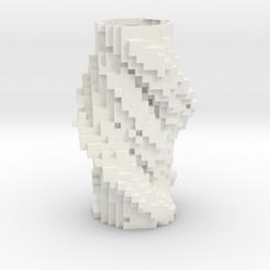 Download 3D printer designs Cubic Vase, iagoroddop