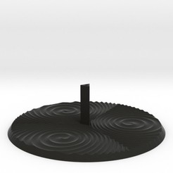 ternary.jpg Download STL file Ternary Spirals Incense Burner • 3D printing model, iagoroddop