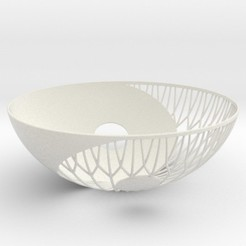 Download 3D printer designs Yin Yang Bowl, iagoroddop
