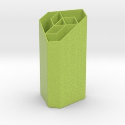 penholder.jpg Download STL file Penholder • Design to 3D print, iagoroddop