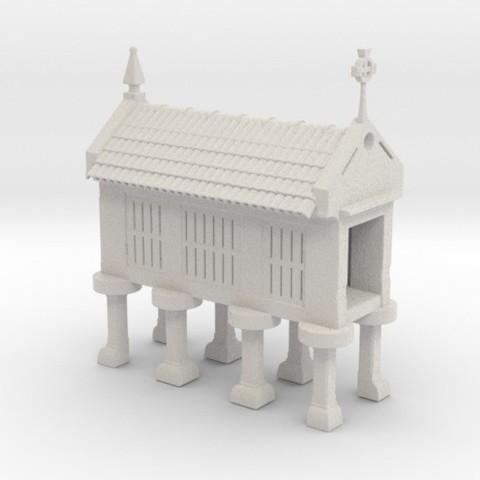 3D print files Hórreo, iagoroddop