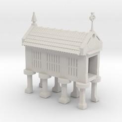 Download 3D printer files Hórreo, iagoroddop