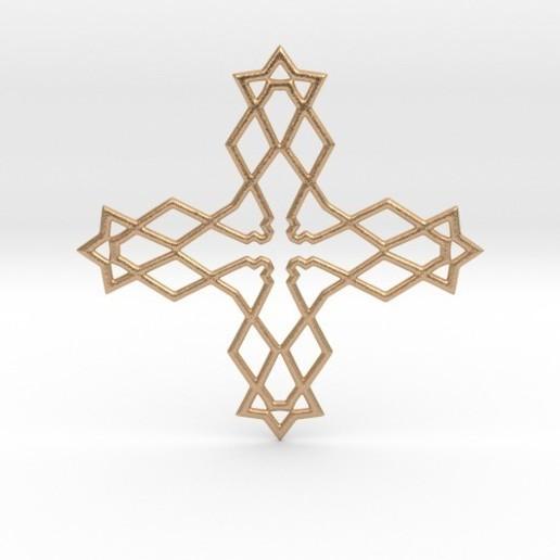 Imprimir en 3D Cross, iagoroddop