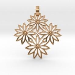 3D printing model Leafy Pendant, iagoroddop