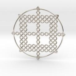 Modèle 3D Pendentif Ck Ring, iagoroddop