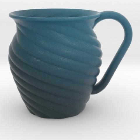 STL file Mug, iagoroddop