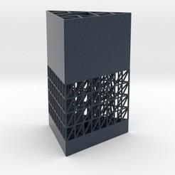 Imprimir en 3D Sierpinski Penholder, iagoroddop
