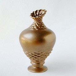 va4.jpg Descargar archivo STL Vase 1541 • Plan imprimible en 3D, iagoroddop