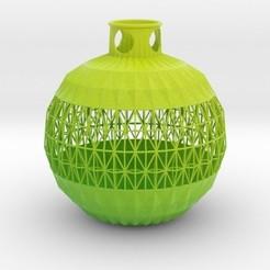 Descargar modelos 3D para imprimir Vase MZN, iagoroddop