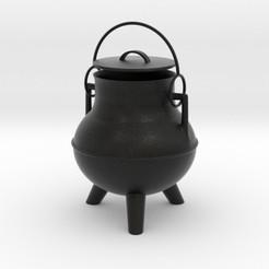 Télécharger fichier impression 3D Pot galicien, iagoroddop