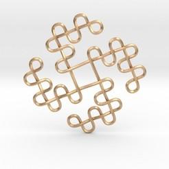 3D printer files Knots Tetraskelion, iagoroddop