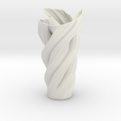 tuesday.jpg Download STL file Tuesday Fractal Vase • Object to 3D print, iagoroddop