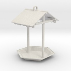 3D printer files Birdfeeder, iagoroddop