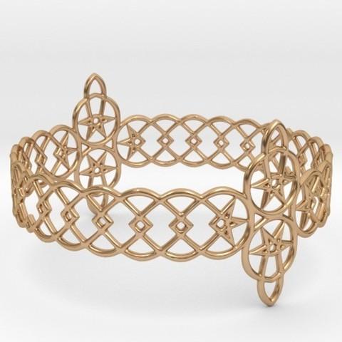 Imprimir en 3D Bracelet, iagoroddop