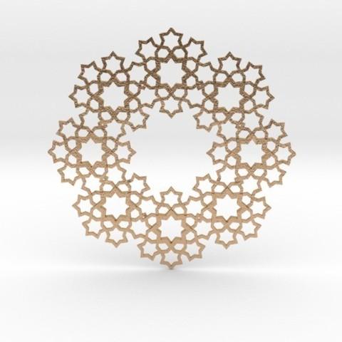 Descargar diseños 3D Stars Pendant, iagoroddop