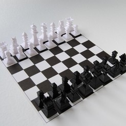 Download 3D printing designs May Chess Set, iagoroddop