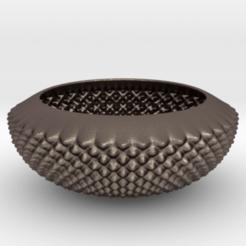 Download 3D printer templates A Bowl, iagoroddop