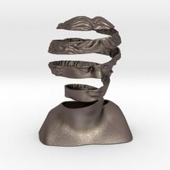 ribbonvenus.jpg Download STL file Ribbon Venus • 3D print design, iagoroddop