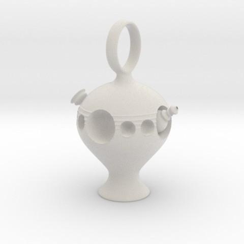Impresiones 3D Botijo Diciembre, iagoroddop