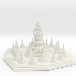 pagodablanca.jpg Télécharger fichier STL Pagode • Modèle pour impression 3D, iagoroddop