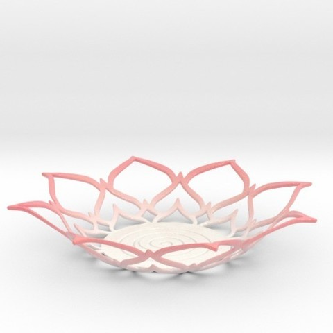 3D printer models Lotus Tealight Holder, iagoroddop