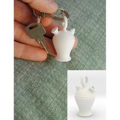 Download 3D printing files Botijo key ring, iagoroddop