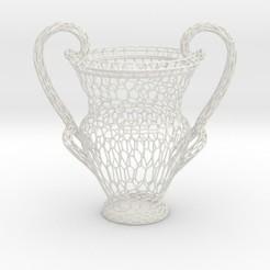 Télécharger plan imprimante 3D Cratère en fil métallique, iagoroddop