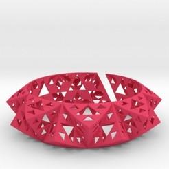 Descargar diseños 3D Sierpinski Bracelet, iagoroddop
