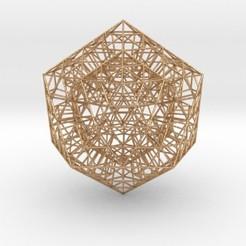 Sierpinski Icosahedral Prism.jpg Download STL file Sierpinski Icosahedral Prism • 3D printable model, iagoroddop