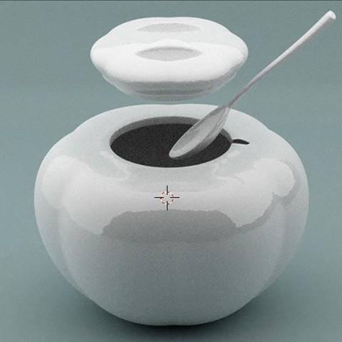 Download free 3D printing files Sugar Bowl, iagoroddop