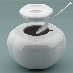 Free 3D print files Sugar Bowl, iagoroddop