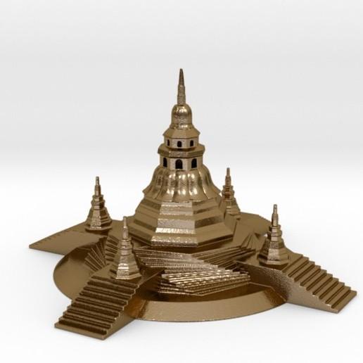 Download 3D model Pagoda, iagoroddop