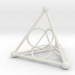 3D printing model Nested Tetrahedron, iagoroddop
