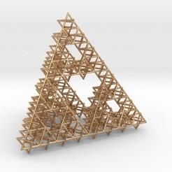 stv.jpg Télécharger fichier STL Variation du tétraèdre de Sierpinski • Objet pour imprimante 3D, iagoroddop