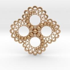 3D print model Spiral Pendant, iagoroddop