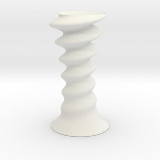 Impresiones 3D Helix Vase, iagoroddop