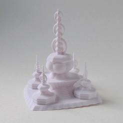 pagoda.jpg Télécharger fichier STL Pagode • Modèle pour impression 3D, iagoroddop