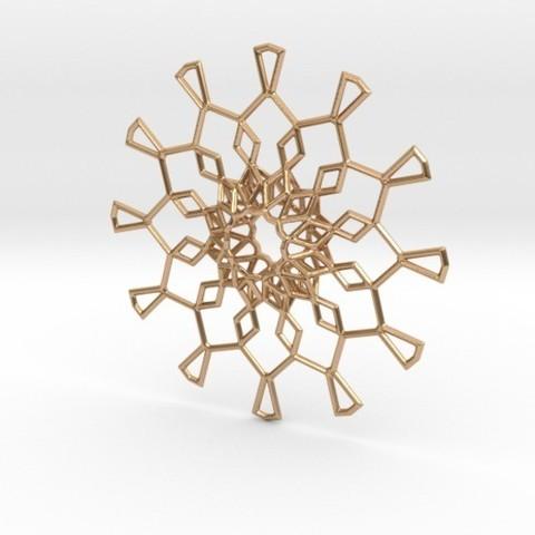3D printing model Medallion Sun, iagoroddop