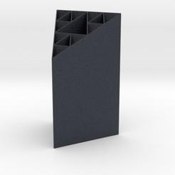 Impresiones 3D Sierpinski Gasket Penholder, iagoroddop
