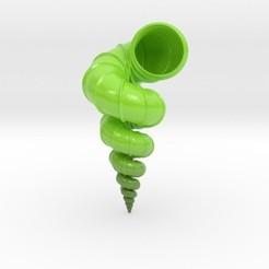 conchaverde.jpg Download STL file Shell • Model to 3D print, iagoroddop
