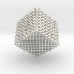 4096 Tetrahedron Grid.jpg Télécharger fichier STL 4096 Grille du tétraèdre • Plan pour impression 3D, iagoroddop